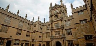 Bibliothèque de Bodleian Images libres de droits