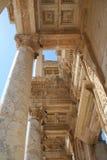 Bibliothèque de Celsus. Photos libres de droits