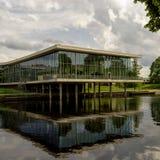 Bibliothèque 3 de Halmstad Photographie stock libre de droits