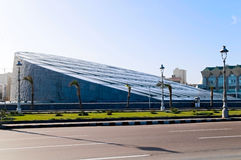 Bibliothèque de l'Alexandrie, Egypte Images stock