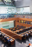 Bibliothèque de la Chine nationale Photo libre de droits