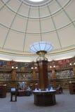 Bibliothèque de Liverpool - Picton Photographie stock