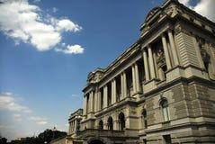 Bibliothèque du Congrès photos stock