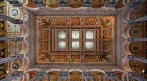 Bibliothèque du Congrès Thomas Jefferson Building photographie stock libre de droits