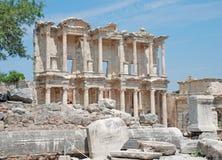 Bibliothèque Ephesus Photographie stock libre de droits