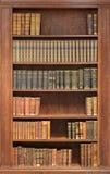 bibliothèque intérieure Photographie stock