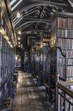 Bibliothèque Manchester Angleterre de Chetham's 18 avril 2018 photo stock