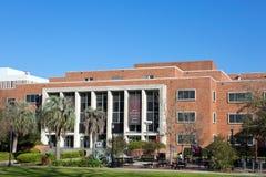 Bibliothèque principale d'université de l'Etat de la Floride Images stock