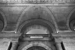 Bibliothèque publique de New York Image stock