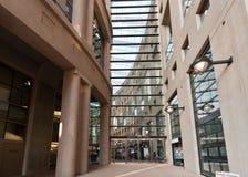 Bibliothèque publique de Vancouver images stock
