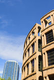 Bibliothèque publique de Vancouver photographie stock libre de droits