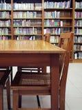 Bibliotheek Stock Foto