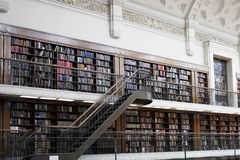 Bibliotheek Royalty-vrije Stock Foto