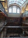 bibliotheek Stock Afbeelding