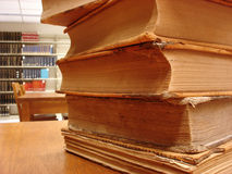 Bibliotheek Royalty-vrije Stock Fotografie