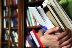 Bibliotheek Royalty-vrije Stock Afbeeldingen