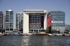 Bibliotheek Amsterdam Stock Photography
