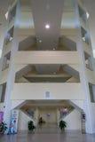 Bibliotheek op de Universiteit van Koningsmongkut van Technologie Noord-Bangkok Royalty-vrije Stock Afbeelding