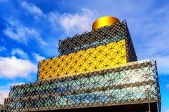 Bibliotheek van Birmingham stock foto's