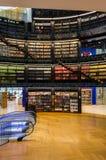 Bibliotheek van Birmingham Binnenlands H royalty-vrije stock foto