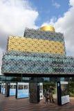 Bibliotheek van Birmingham, West Midlands, Engeland Stock Afbeelding
