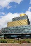 Bibliotheek van Birmingham, West Midlands, Engeland Royalty-vrije Stock Afbeelding
