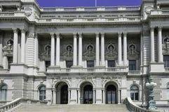 Bibliotheek van Congres stock foto