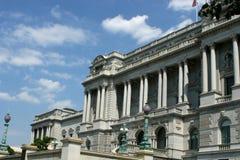 Bibliotheek van Congres royalty-vrije stock afbeeldingen