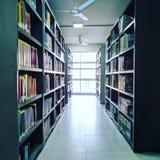 bibliothek stockfotos