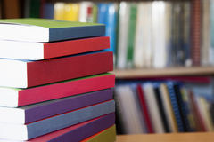 Bibliothek Stockbilder