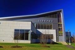 bibliothek Lizenzfreies Stockbild