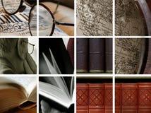 Bibliothek lizenzfreie stockfotos