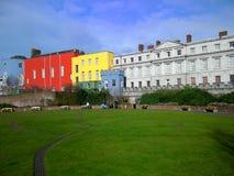Bibliothek Chester-Beatty, Dublin. Lizenzfreies Stockfoto