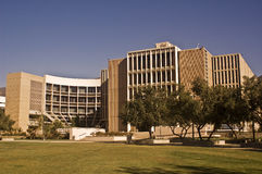 Bibliothek an CSU San Bernardino Stockbilder