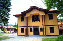Bibliothek und alte Schule Koprivshtitsa Bulgarien Stockfoto