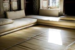 Bibliothek von Ahmet III: Innenraum mit eingelegt Lizenzfreie Stockfotografie