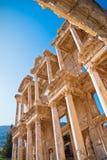 Bibliothek von Celsus Lizenzfreies Stockfoto
