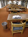 Bibliotheks-Bücher Lizenzfreie Stockfotos