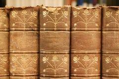 Bibliotheksbücher lizenzfreies stockbild