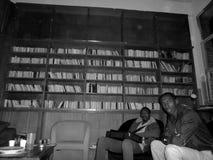 bibliotheque royalty-vrije stock foto