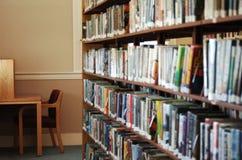 Bibliothèque Photos libres de droits