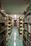 bibliothèque Images libres de droits