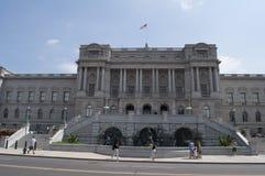 Bibliothèque du Congrès Photo libre de droits