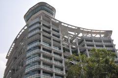 Bibliothèque nationale à Singapour Images stock