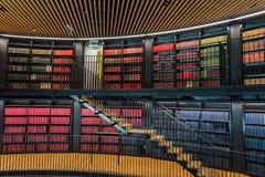 Bibliothèque publique Photographie stock