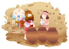 bibliskt uttryck Royaltyfria Bilder