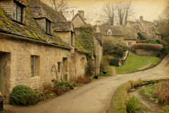 Bibury. Royalty Free Stock Image