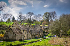 Bibury Royalty Free Stock Photography