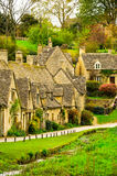 Bibury Cottages, England Royalty Free Stock Image