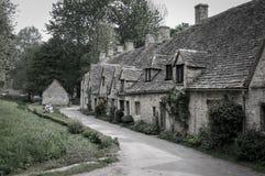 Bibury w Gloucestershire zdjęcia royalty free